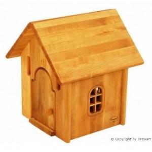 Drewart Häuschen natur - Holzspielzeug Profi