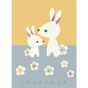 FRANCK & FISCHER Poster Together - Holzspielzeug Profi