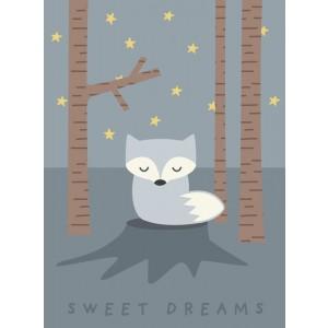 FRANCK & FISCHER Poster Sweet Dreams - Holzspielzeug Profi