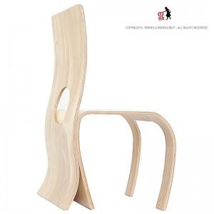 Flowerssori Kinderstuhl Cat 2 - Holzspielzeug Profi