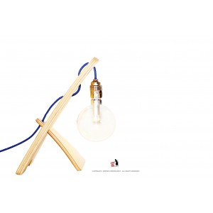 Flowerssori Lampe - Holzspielzeug Profi