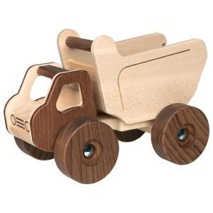 goki nature Muldenkipper - Holzspielzeug Profi