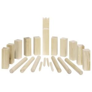 goki Kubb Wikingerspiel, klein - Holzspielzeug Profi