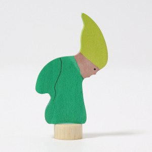 GRIMM´S Stecker Frühlingszwerg - Holzspielzeug Profi