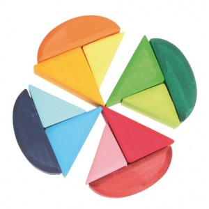 GRIMM´S Schaukelschiffe- Holzspielzeug Profi