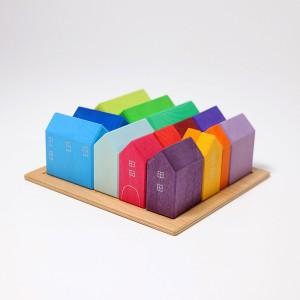 GRIMM´S Häuser - Holzspielzeug Profi