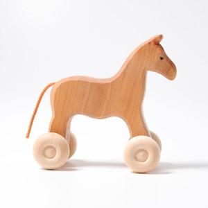 GRIMM´S Pferd Willy - Holzspielzeug Profi