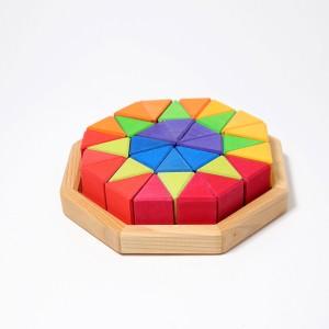 Grimm´s Achteck  - Holzspielzeug Profi