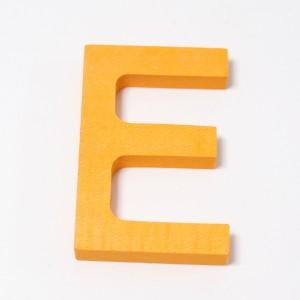 GRIMM´S Buchstabe Schulschrift E - Holzspielzeug Profi