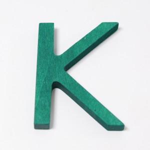 GRIMM´S Buchstabe Schulschrift K - Holzspielzeug Profi