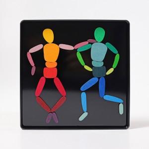 GRIMM´S Magnetspiel In Motion  - Holzspielzeug Profi