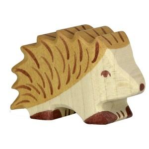 Holztiger Igel - Holzspielzeug Profi
