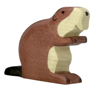 Holztiger Biber - Holzspielzeug Profi