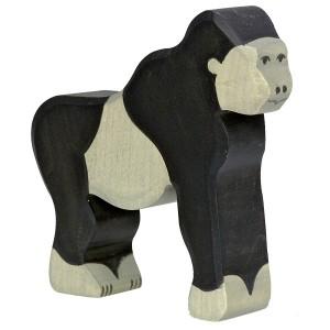 HOLZTIGER Gorilla - Holzspielzeug Profi