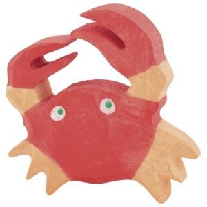HOLZTIGER Krabbe - Holzspielzeug Profi