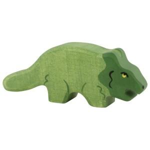 Holztiger Protoceratops - Holzspielzeug Profi