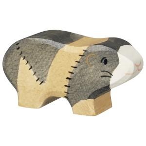 HOLZTIGER Meerschweinchen - Holzspielzeug Profi