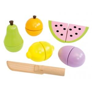 JaBaDaBaDo Schneidefrüchte - Holzspielzeug Profi