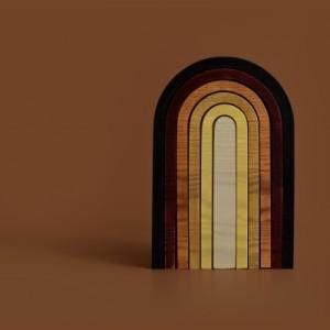 MinMin Copenhagen Mini Rainbow Earthy - Holzspielzeug Profi