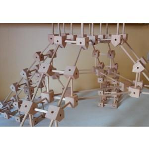 Mini Trígonos 5XL - Holzspielzeug Profi