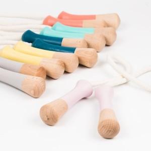 Me&Mine Springseil: Übersicht (Farbe nach Verfügbarkeit) - Holzspielzeug Profi