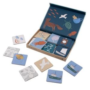 sebra Memospiel Seven Seas / Daydream - Holzspielzeug Profi