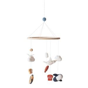 sebra Filz-Mobile Seven Seas - Holzspielzeug Profi