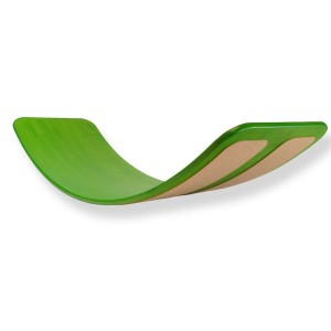 TicToys das.Brett grün mit Kork - Holzspielzeug Profi