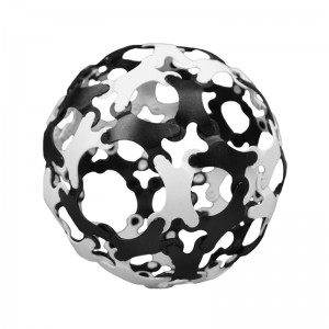 TicToys binabo black & white: Ball - Holzspielzeug Profi
