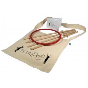 TicToys Tualoop - Holzspielzeug Profi