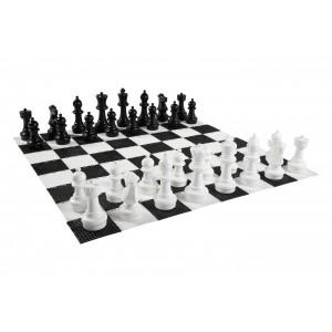 Übergames Garten Schachfiguren - Holzspielzeug Profi