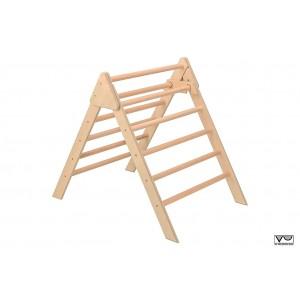VU-Holzspielzeug Kletterdreieck - Holzspielzeug Profi