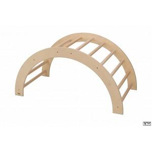 VU-Holzspielzeug Kletterbogen groß - Holzspielzeug Profi