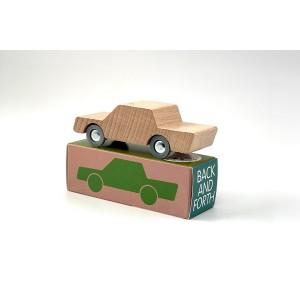waytoplay Back & Forth Holzauto Woody - Holzspielzeug Profi