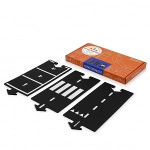 waytoplay Longt Straight Extension mit 6 Teilen - Holzspielzeug Profi