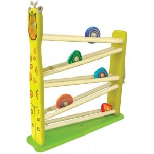 I´m Toy Rollbahn Giraffe