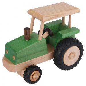 Beck Traktor mit Gummireifen