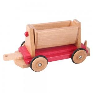 Beck Kippwagen für die Holzeisenbahn - Holzspielzeug Profi