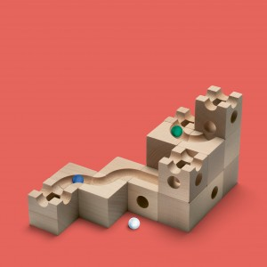 cuboro Tunnel - Holzspielzeug Profi