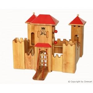 Drewart Mittelgroßes Schloss rot