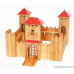 Drewart Großes Schloss rot