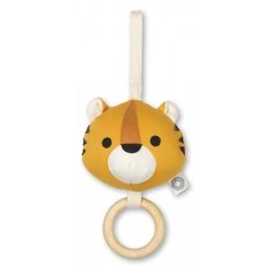 FRANCK & FISCHER Activity Spielzeug Tiger Lonni