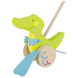 goki Schiebetier Krokodil Susibelle