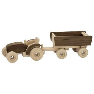 goki nature Traktor mit Anhänger