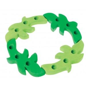 GRIMM´S Tischdeko Zweig hellgrün