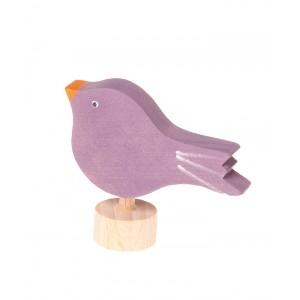 GRIMM´S Stecker sitzender Vogel