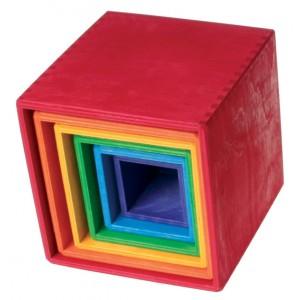 GRIMM´S Großer Kistensatz bunt