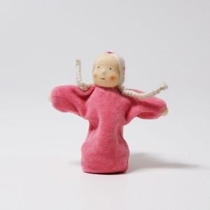 GRIMM´S Lavendelpüppchen Rose - Holzspielzeug Profi