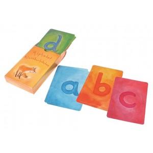 GRIMM´S Kartenspiel  Alphabet Kleinbuchstaben