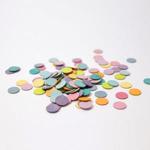 GRIMM´S Konfettitaler pastell